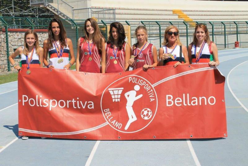 Le campionesse Nazionali 2014