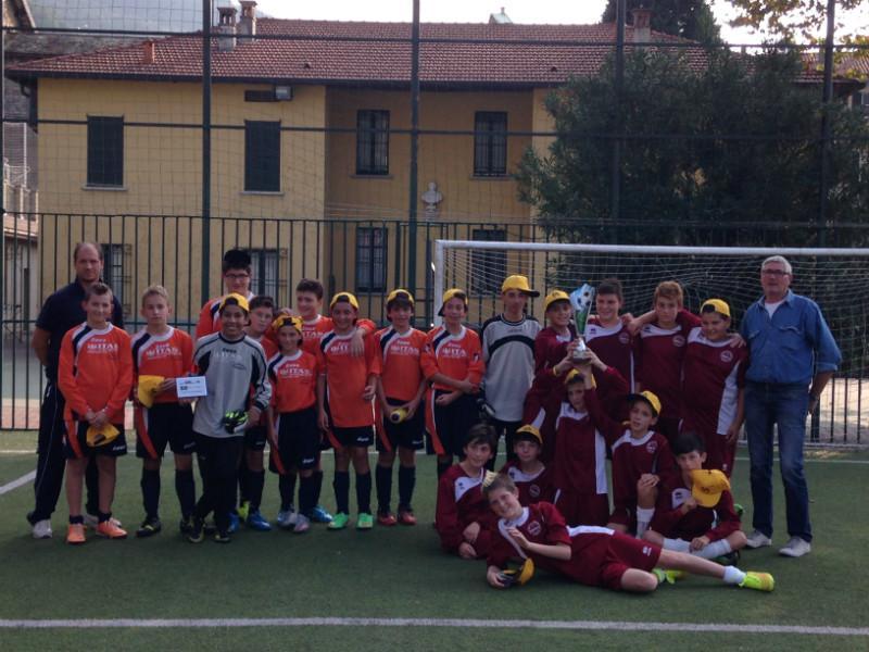 Under14   Le 2 finaliste a Bellano