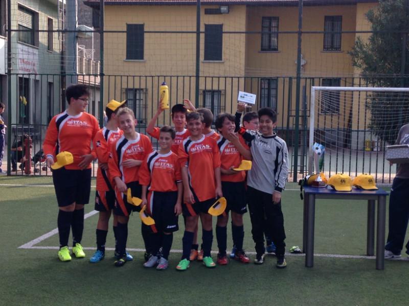 Under14 Centro Sport Abbadia