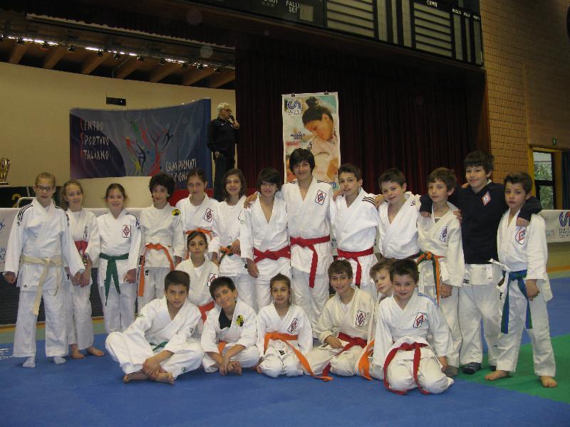 Il gruppo del gioca-judo