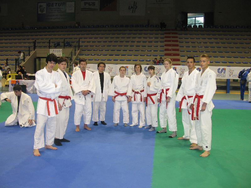 Il gruppo dei Cadetti, Juniores e Seniores