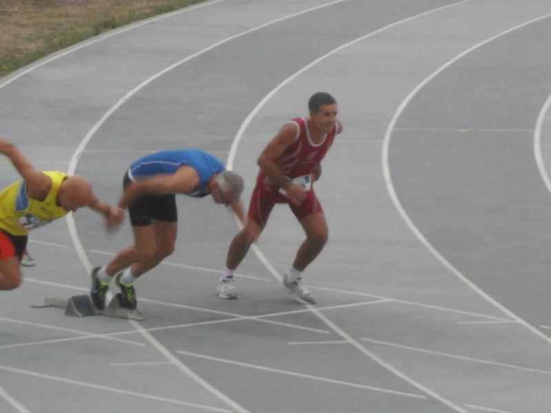 Partenza 100mt  Daniele