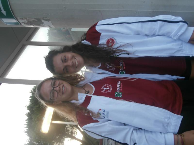 Valeria e Monica