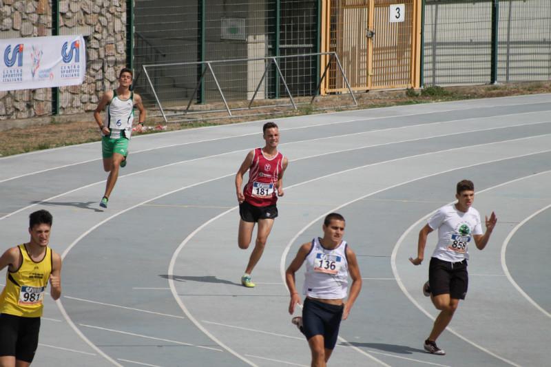 Matteo 400mt