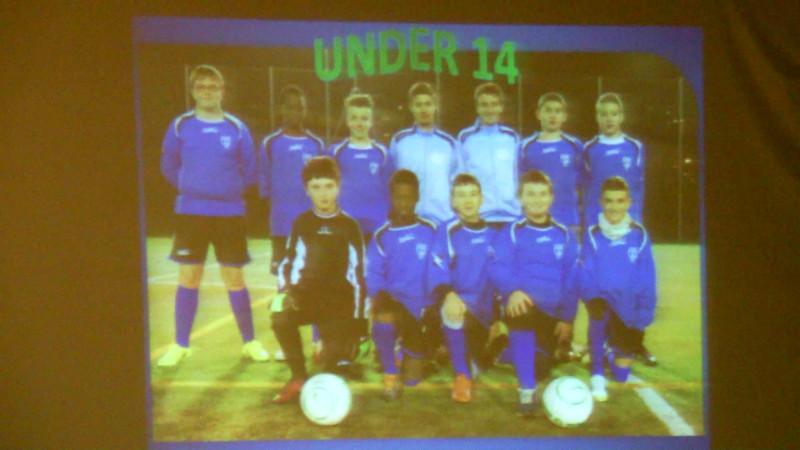 Under 14 calcio
