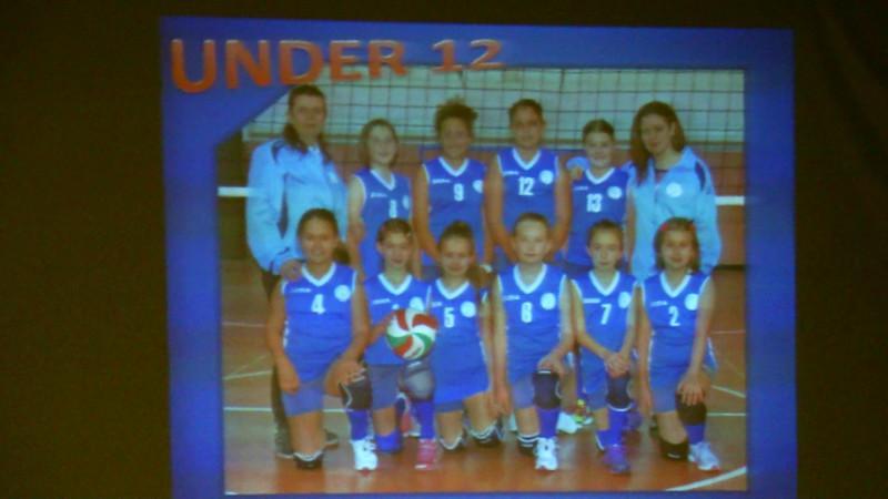 Under 12 volley