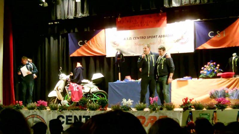Festa Centro Sport   don Alessio Albertini
