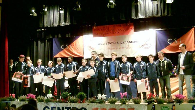 Centro Sport Abbadia  Under 14 calcio