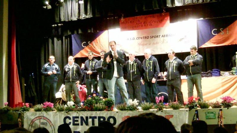 Festa Centro Sport  Il Direttivo