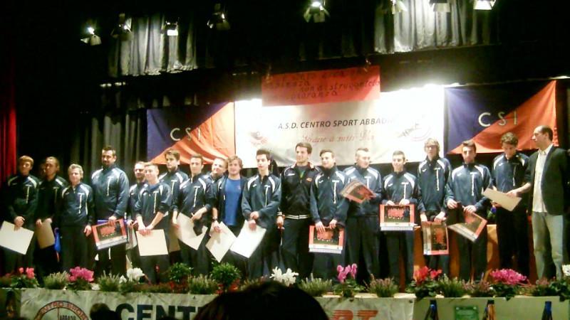 Centro Sport Abbadia  Top Junior calcio