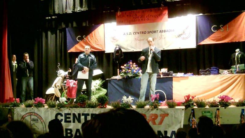 Festa Centro Sport  Luca Donato