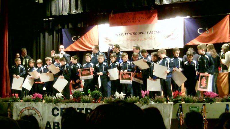 Centro Sport Abbadia  Under 10