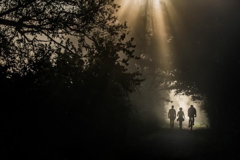 Fotografi 2° Michele Masullo Passeggiando,pedalando