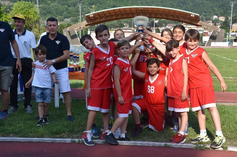 basket kids 1^ class gso don bosco arese (mi) SPORT & GO (201)