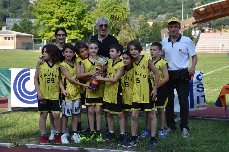 basket kids 2^ class pro paullo (mi) SPORT & GO (197)